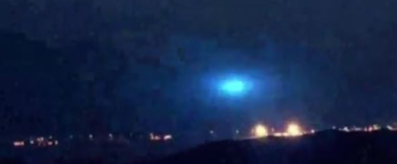 Vídeo impressionante de OVNI