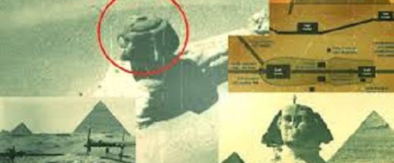 Pode existir uma câmara alienígena embaixo da Grande Esfinge