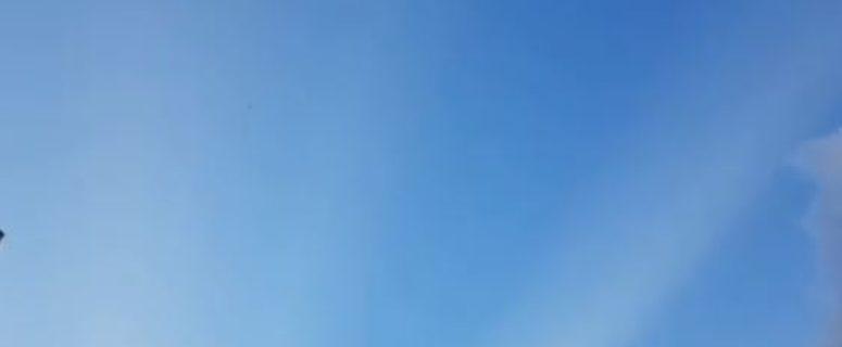 Fenômeno atmosférico ocorre em Londrina