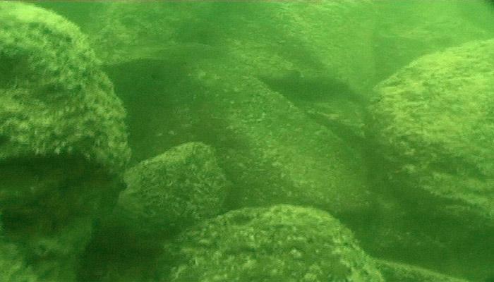 Enorme estrutura submarina é encontrada no Mar da Galileia